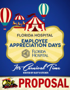 Florida Hospital Employee Appreciation Days